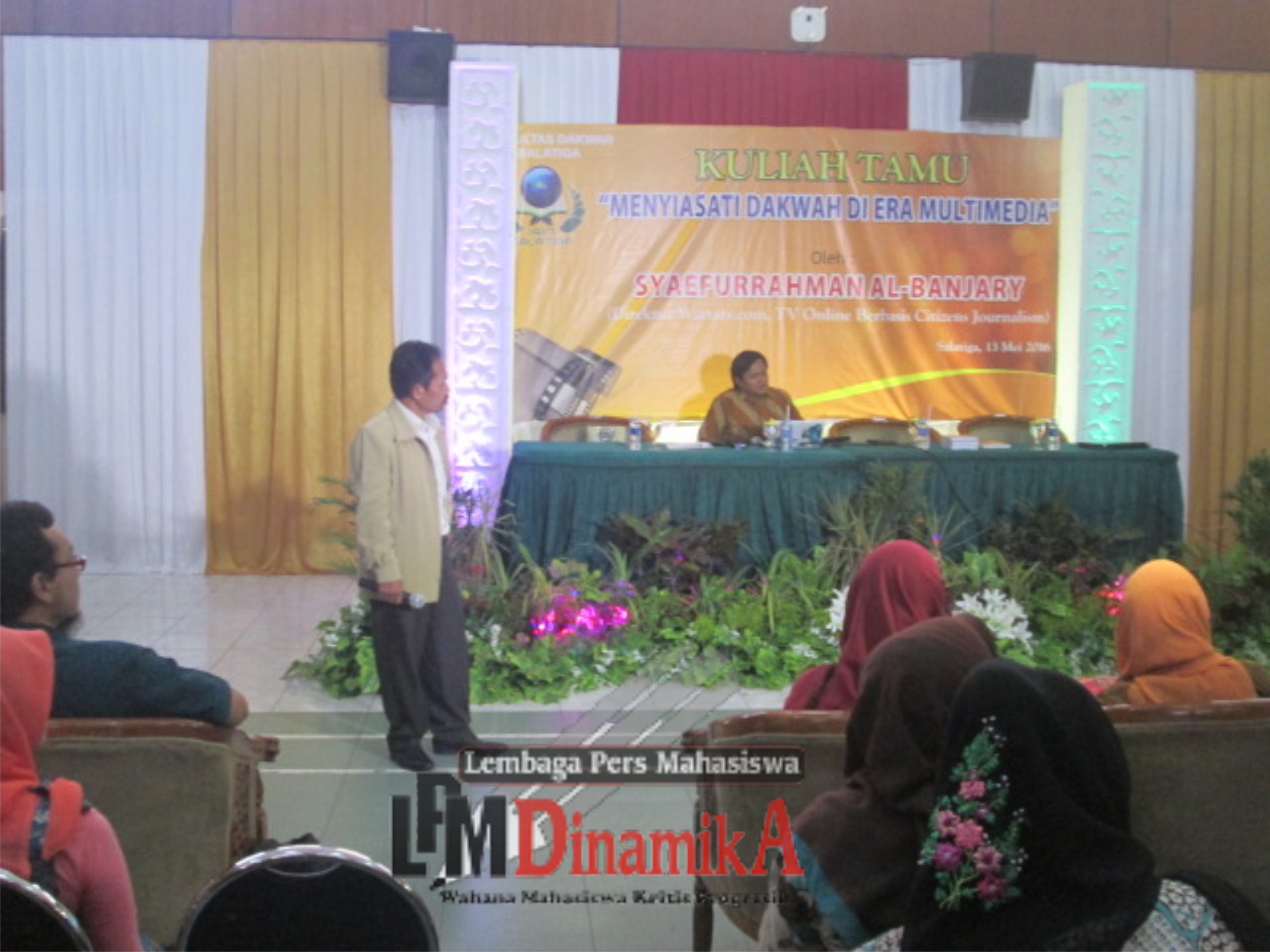 Kuliah Tamu KPI