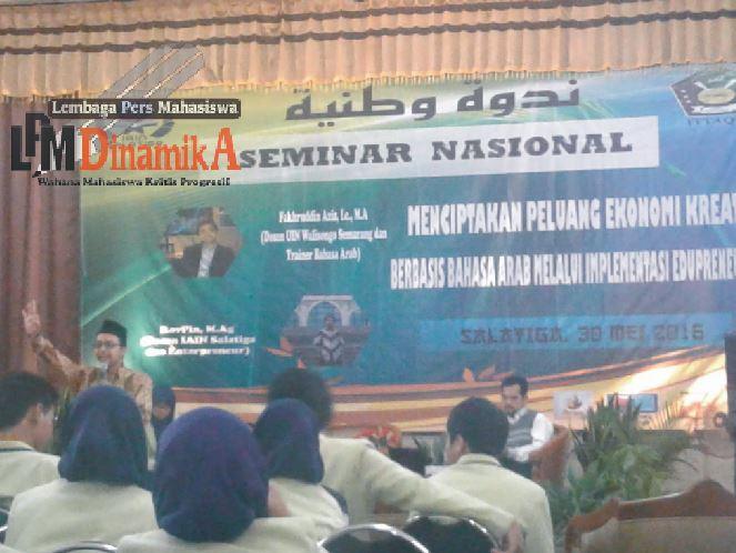 seminar nasional Ittaqo