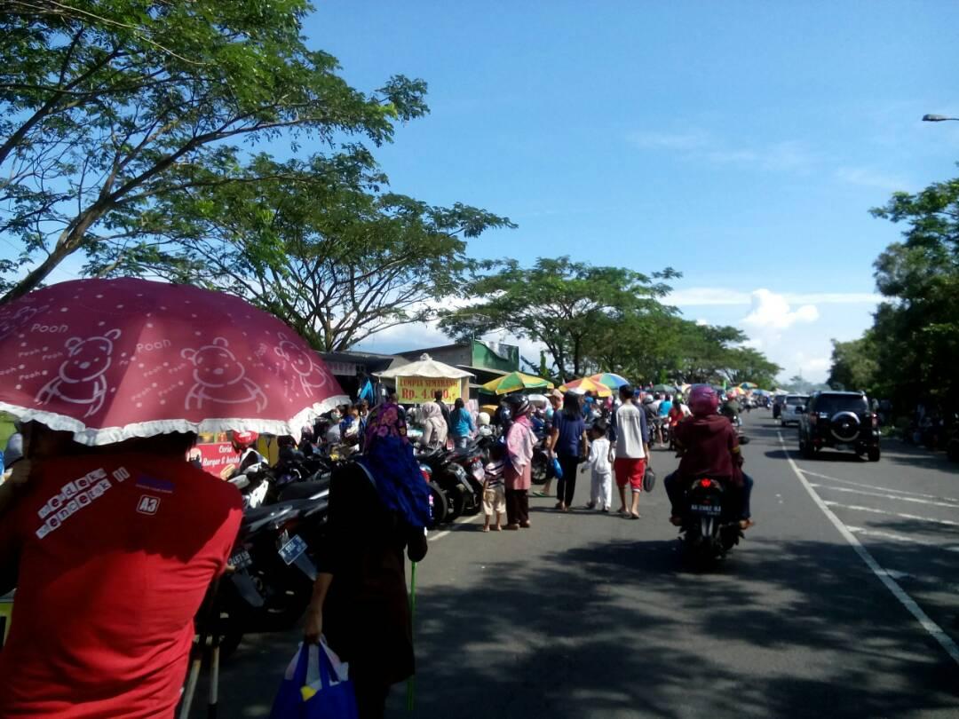 Pasar tiban Salatiga