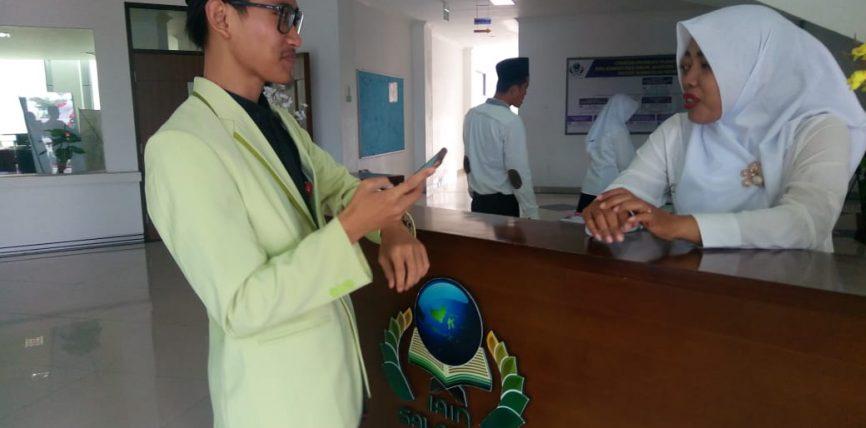 Penganugerahan Apresiasi Kampus Pada Upacara HAB Kemenag