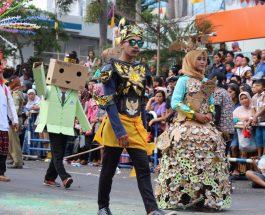 Semarak Karnaval Kota Salatiga, IAIN Berperan Serta