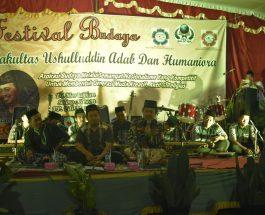Festival Budaya Fuadah Hadirkan Candra Malik dan Grup Musik SK