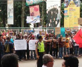 Front Persatuan Demokratik Tuntut Referendum Papua