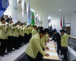 Pengukuhan Garda Kampus