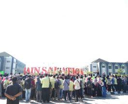 Mahasiswa Menolak Diam, Rektor Mengapresiasi