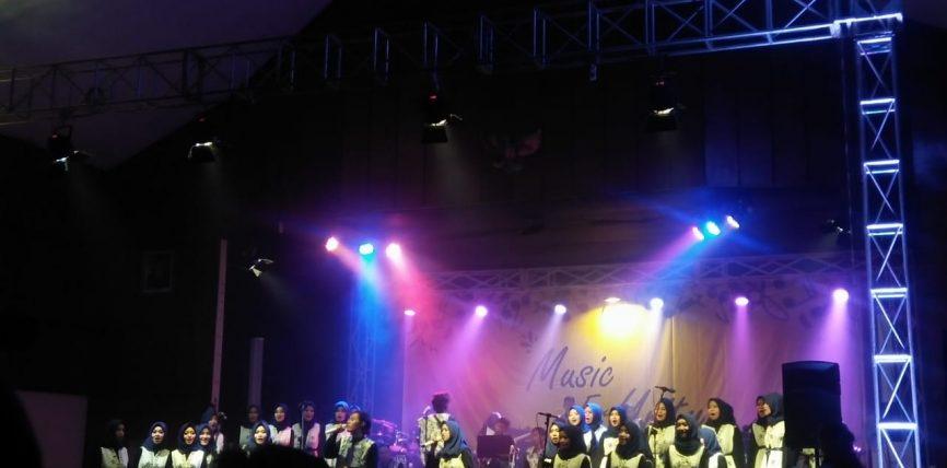 Music For Unity – Dari SMC untuk Negeri