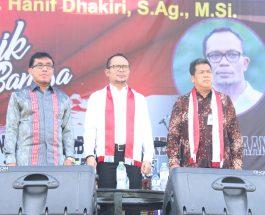 Menteri Hanif Dhakiri Kirimkan Salam untuk LPM DinamikA