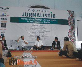 Anis: Jurnalis Muslim Harus Bisa Bahasa Arab