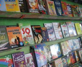 Bazar Buku Murah, Pengetahuan Berlimpah