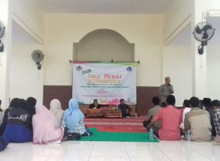 Peringatan Isra Mi'raj Ala Mahasiswa Bidikmisi