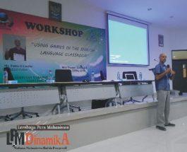 HMJ TBI Adakan Workshop Pembekalan PPL