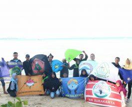 Mapala Mitapasa Ikuti Konservasi Laut Karimun Jawa