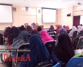 LDK Adakan Training Kaderisasi Dakwah untuk Anak Magang