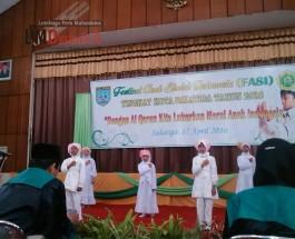 Badan Koordinasi TPQ Gelar FASI
