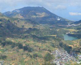 Bukit Watu Pandang, Dieng
