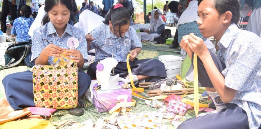 Hari Lingkungan Hidup : Ajang Kreativitas Pelajar