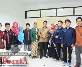 3 Mahasiswa Wawancarai Menteri Agama Secara Eksklusif