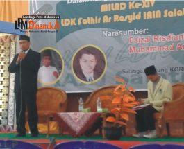 LDK Rayakan Milad dengan Seminar Dawah Kontemporer