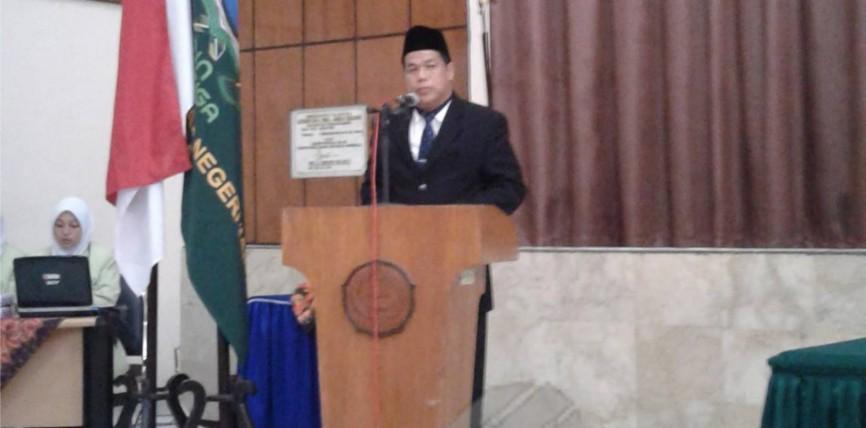 Rektor Tantang Pengurus Sema, Dema dan UKM Catat Sejarah