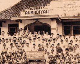Ahmadiyah dalam Perspektif Kekinian